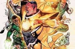 This Just Happened: Hal Jordan...Explodes?!