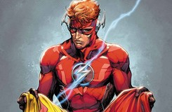 This Just Happened: Wally West Races Into Danger
