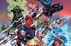 Vote for Your Favorite Titans Rebirth Cover