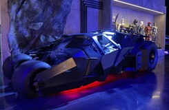 Enter the DC Universe in the Warner Bros. Studio Tour's Newest Exhibit