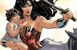 First Look: Wonder Woman Confronts the God of War