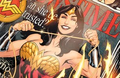Grant Morrison Talks Wonder Woman: Earth One Vol. 2