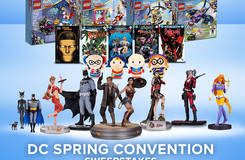 Your Chance to Win Our Convention Sweepstakes!