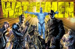 Calling All Before Watchmen Fans: Join Us for a CosPlay Meet-up in The DC Entertainment Booth on Saturday