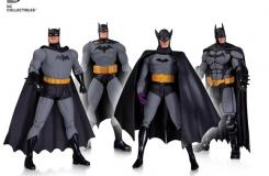 Batman: An Anniversary of Action Figures