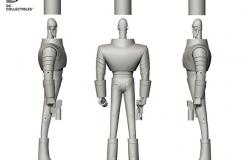 Batman: The Animated Series Action Figures – A First Look at Two-Face and Mr. Freeze