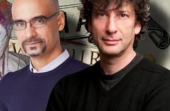DCAA Live: Neil Gaiman in Conversation with Junot Díaz