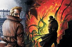 Peter Milligan and editor Shelly Bond talk HELLBLAZER