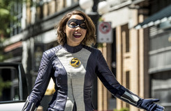 The Flash: Nora West-Allen Suits Up in Latest Photos