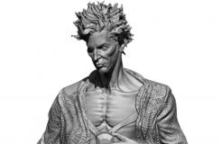 An Early Look at The Sandman: Overture Statue