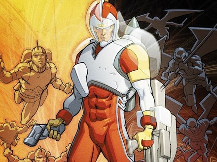 Breaking News: Adam Strange Lands on Syfy's Krypton
