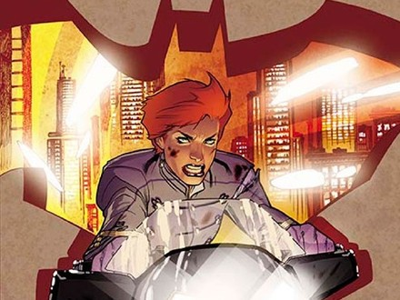 DC All Access: An Interview with New Batwoman Writer Marc Andreyko