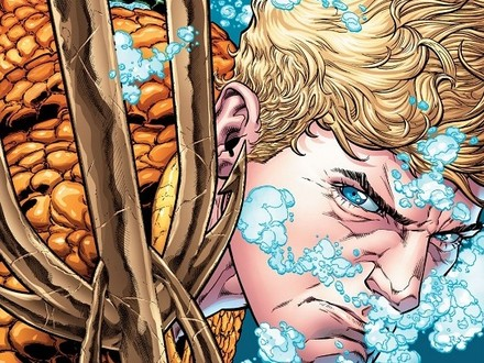 Three Reasons Why You Really Need to be Reading Aquaman