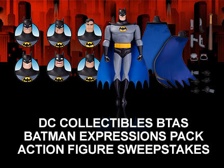 For all of the DC Collectibles Fans Out There, in Celebration of Toy Fair!