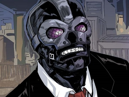 Meet Black Mask, the Real King of Crime in Gotham City
