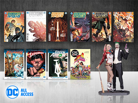 Your Chance to Win from DC All Access!