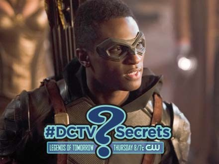 """The #DCTV Secrets of DC'S LEGENDS OF TOMORROW: Ep. 6 """"Star City 2046"""""""