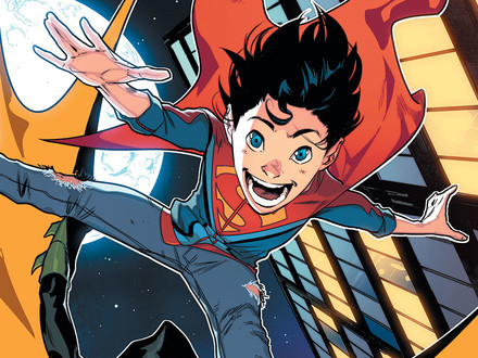 Reign of the Superboys: The Strange History of the Boy of Steel