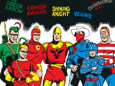 Seven Facts About Stargirl's Seven Soldiers of Victory