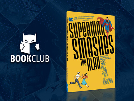 """Read """"Superman Smashes the Klan"""" For Free with the DC Book Club"""