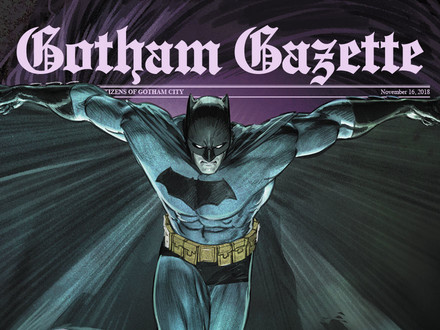 Gotham Gazette: Amnesia and Assassinations