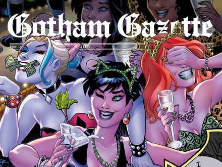 Gotham Gazette: All Quiet on the Gotham Front