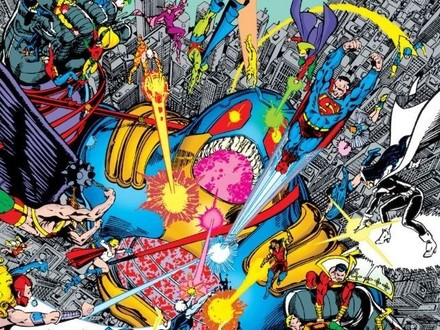 Defining the DCU: Wolfman and Perez Talk Crisis on Infinite Earths