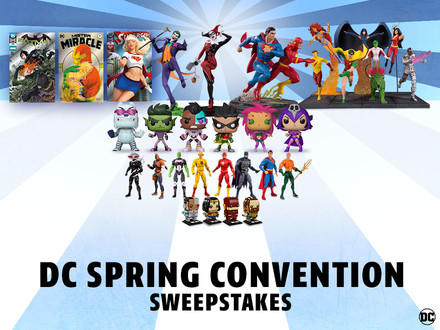 Your Chance To Win Our Con Sweeps!