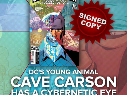 For the DC's Young Animal Fans Out There!