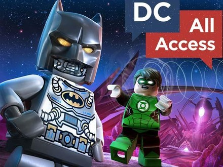 DC All Access: LEGO Batman 3 and Beyond!