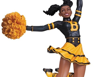 DC All Access: Win a DC Comics Bombshells Art Book and Bumblebee Statue