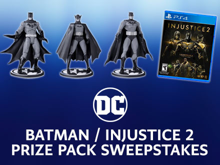 All-New Chance To Win From DC All Access!