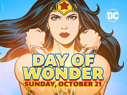 Day of Wonder: Celebrate Wonder Woman This Sunday, October 21
