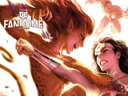 The Five Lives of the Cheetah, Wonder Woman's Deadliest Enemy