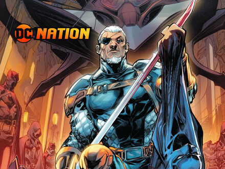 Slade Wilson Accepts a New Mission in Deathstroke Inc.