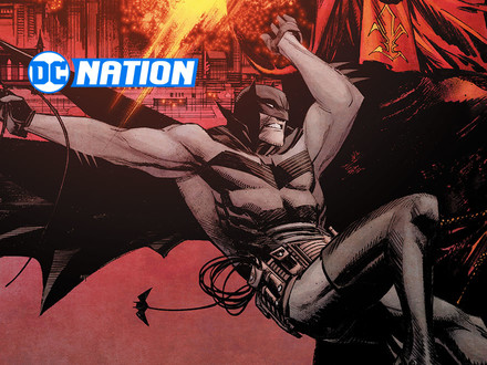 Get Ready for Batman: Curse of the White Knight's Brawl to End it All