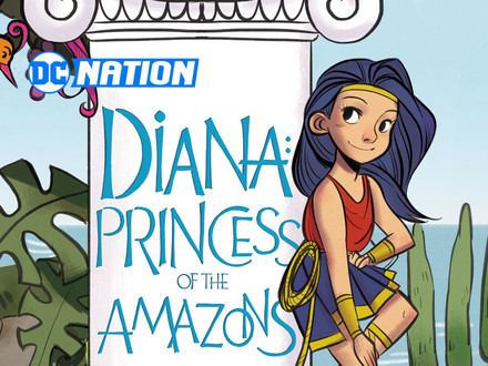 Diana: Princess of the Amazons Show that Even Heroes Need Friends