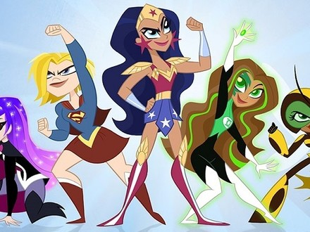 First Look: Lauren Faust Brings DC Super Hero Girls to Cartoon Network