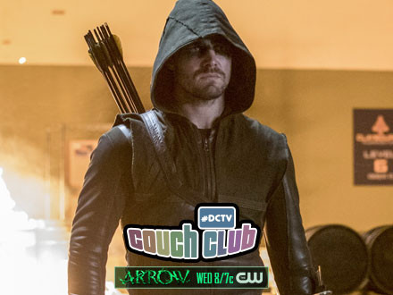 Arrow: Don't Call it a Rebuild