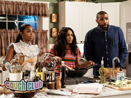 Black Lightning: Family Matters to Jefferson and Tobias