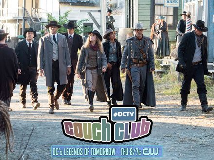 DC's Legends of Tomorrow: Face-to-Face with Jonah Hex