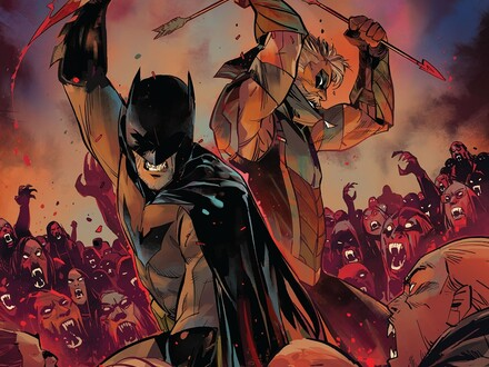 First Look: DC vs. Vampires Gets Off to a Bloody Good Start