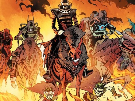 Eight Utterly Insane Panels from Dark Nights: Metal