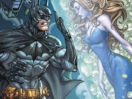 First Look: Mrs. Freeze's Chilling Arrival