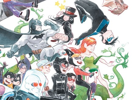 Guided by Batman: Dustin Nguyen Discusses His Life in Comics
