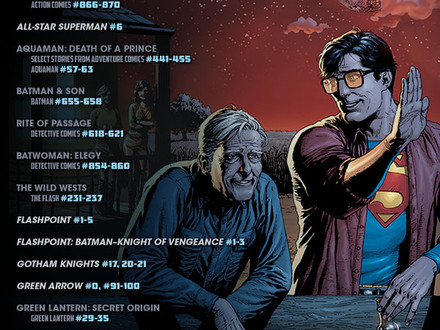 The DC Universe Father's Day Sale