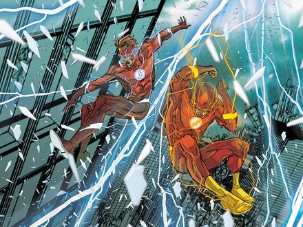 First Look: The Flash...Defeated by Gorilla Grodd?!?