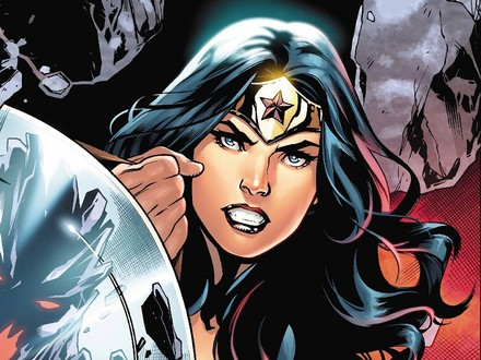 First Look: Wonder Woman Partners with Giganta