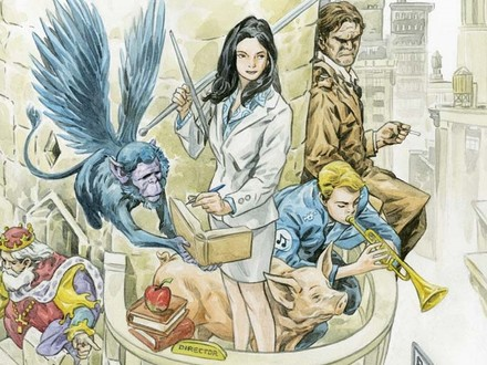 Vertigo Book Club: Finally Getting to Fables