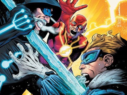 First Look: The Flash Escapes with Some Surprise Help